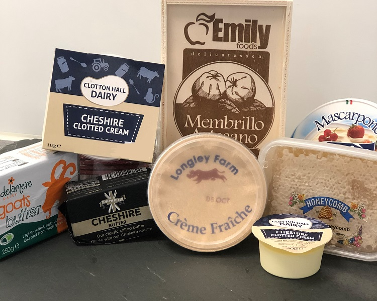 cream cheese items 2 portrait
